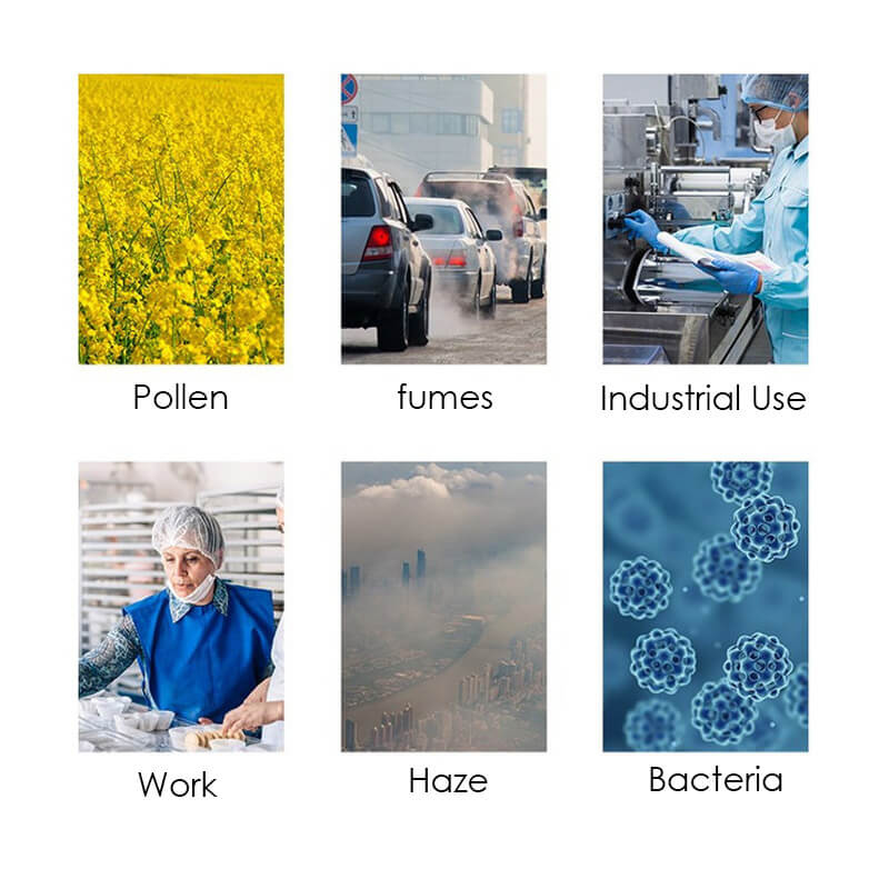Applications of Disposable Face Mask