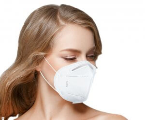 KN95 Disposable Face Mask Personal Protective Mask